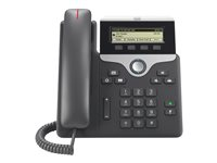 Cisco IP Phone 7811 - VoIP-telefon - SIP, SRTP CP-7811-K9=