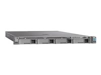 Cisco UCS C220 M4 High-Density Rack Server (Large Form Factor Disk Drive Model) - kan monteras i rack - ingen CPU - 0 GB UCSC-C220-M4L-CH