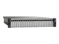 Cisco UCS C240 M3 High-Density Rack-Mount Server Small Form Factor - kan monteras i rack - Xeon E5-2680 2.7 GHz - 96 GB - 4.8 TB UCUCS-EZ-C240M3S