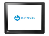 "HP L6010 Retail Monitor - LED-skärm - 10.4"" A1X76AA#ABB"
