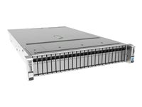 Cisco UCS Smart Play 8 C240 M4 SFF Entry Plus - kan monteras i rack - Xeon E5-2630V3 2.4 GHz - 64 GB UCS-EZ8-C240M4-EP