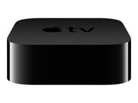 Apple TV 4K - Gen. 5 - digital multimediemottagare - 4K - 60 fps - HDR - 32 GB MQD22HY/A